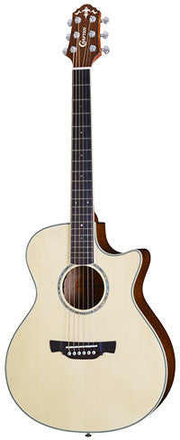 Crafter ACE Travel Electro Acoustic Guitar