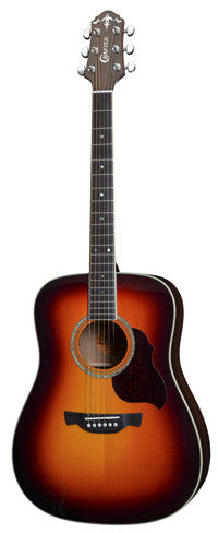Crafter D8 TS Acoustic Guitar
