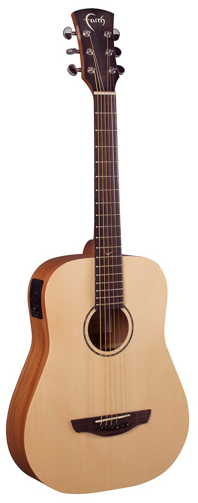 Faith Nomad Mini-Saturn Electro Acoustic Guitar