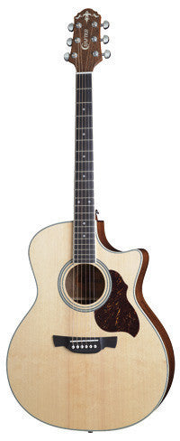Crafter GAE6 Electro Acoustic Guitar