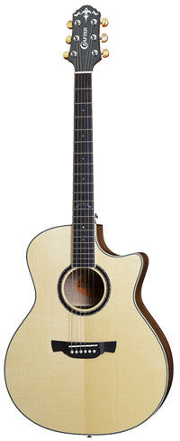 Crafter GAE650 Electro Acoustic Guitar