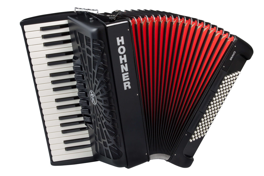 Hohner Bravo III 96 Bass Accordion