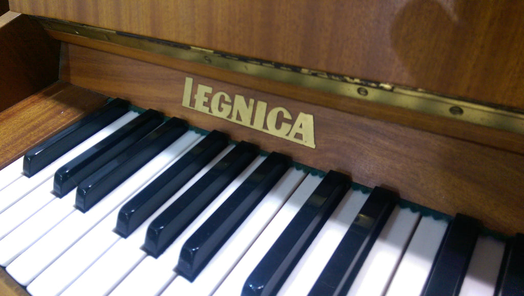 Pre-owned Legnica Overstrung Piano