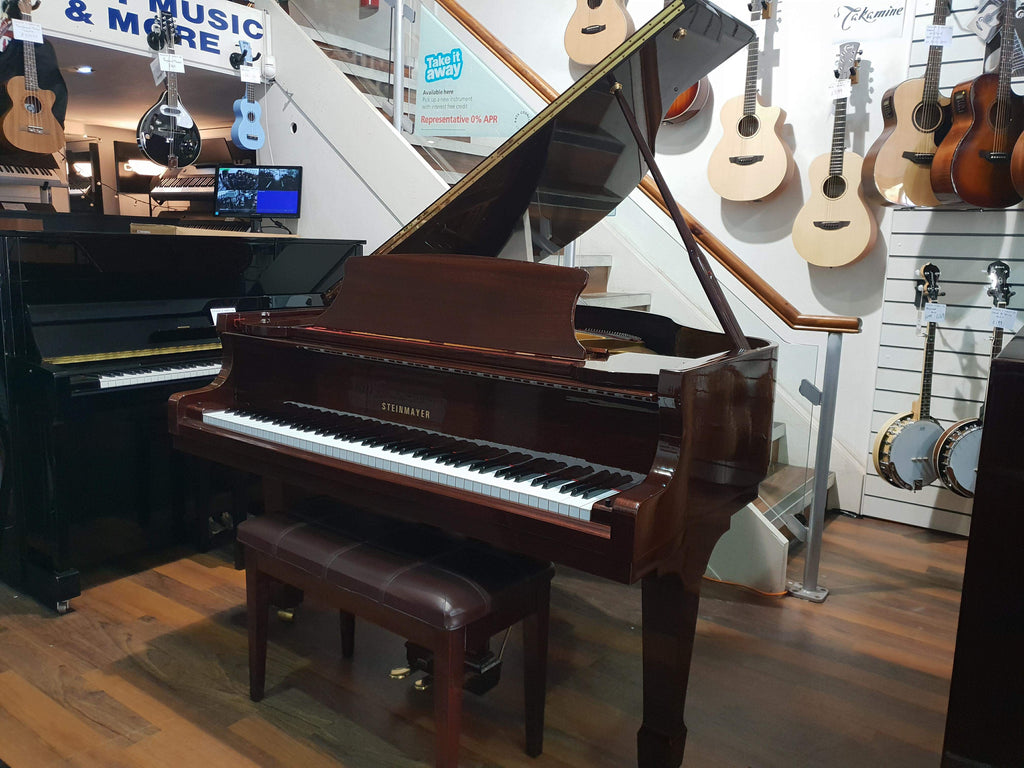 Pre-owned Steinmayer baby grand piano