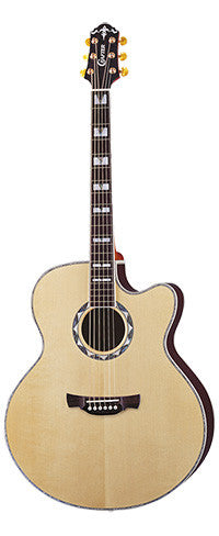 Crafter JE24 Electro Acoustic Guitar