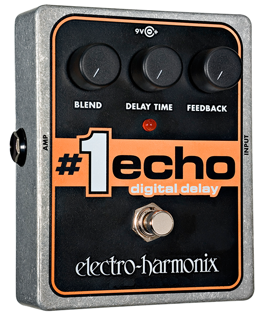 Electro-Harmonix #1 Echo Digital Delay Pedal
