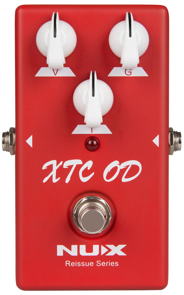 NuX Reissue XTC Overdrive Pedal