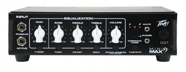 Peavey MiniMAX 500 Watt Bass Head
