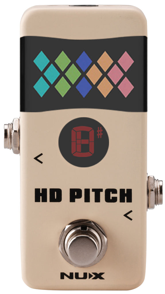NuX HD Pitch Tuner Pedal