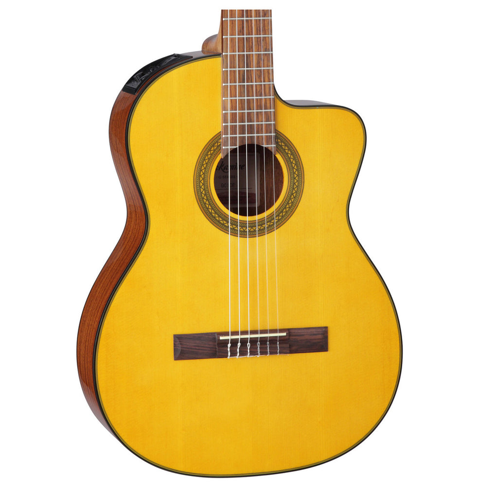 Takamine GC1CE Electro Acoustic Classical Guitar, Natural