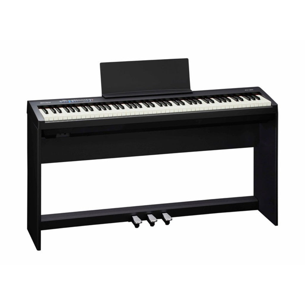 Roland FP30 Digital Piano with Stand and Pedals