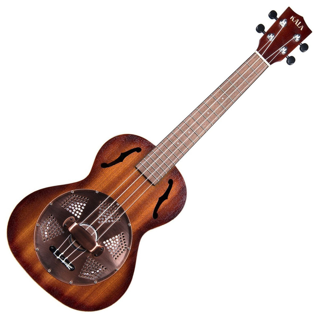 Kala KA-RES-BRS Resonator Tenor Ukulele