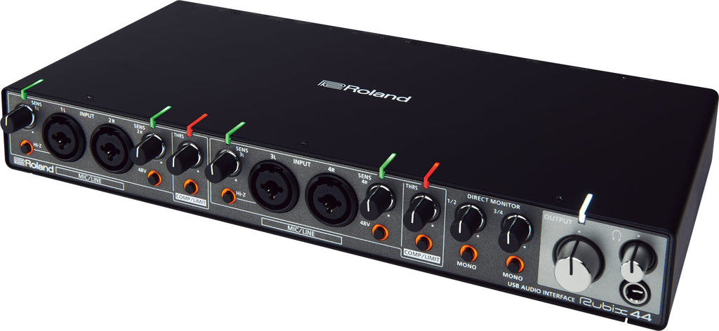 Roland Rubix44 Audio Interface - Available to Order