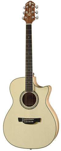 Crafter TE9MP Electro Acoustic Guitar