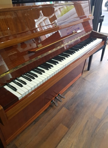 Pre-Owned Zimmermann Acoustic Piano
