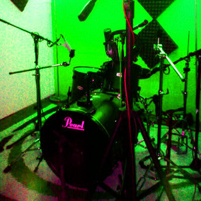 2. Full Band DEMO Recording Packages