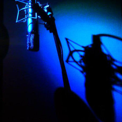 1. V.I.P. Studio Experience Gift Vouchers (Vocal Recording Session)