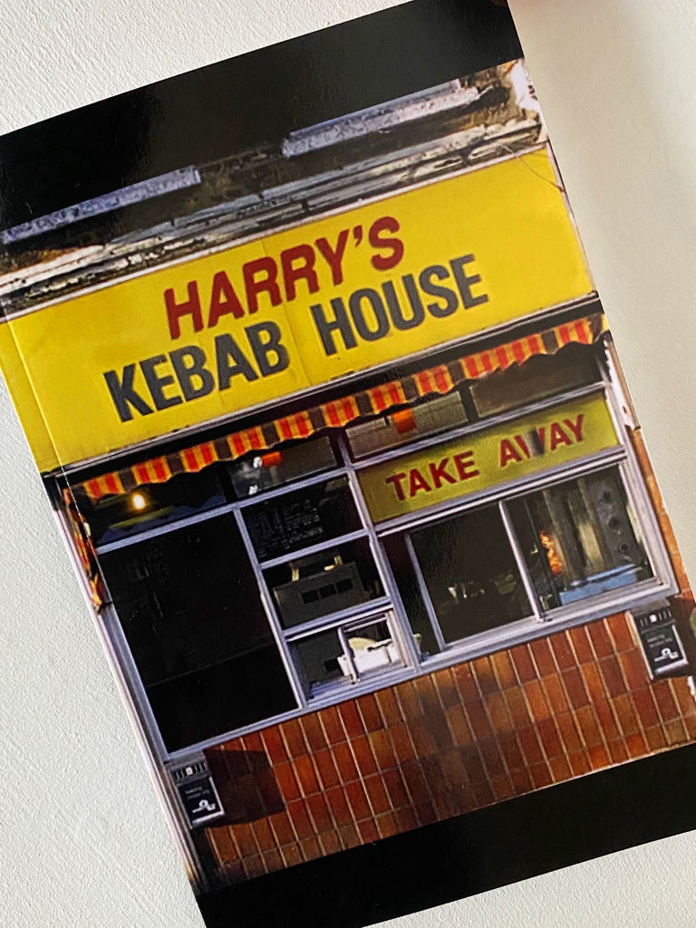 Harry's Kebabs by DJ Dribbler