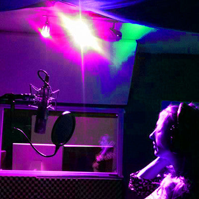 V.I.P. Studio Experience - Vocal Recording Session - Produced PRO DEMO (2 Songs) (2.5 Hour Session)