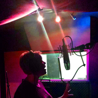 V.I.P. Studio Experience - Vocal Recording Session (3 Songs) (2 Hour Session)