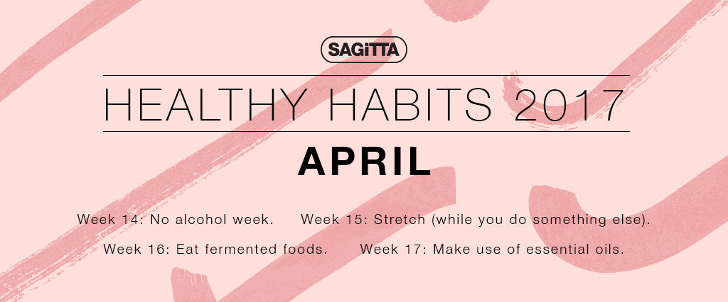 Healthy Habits 2017 | April