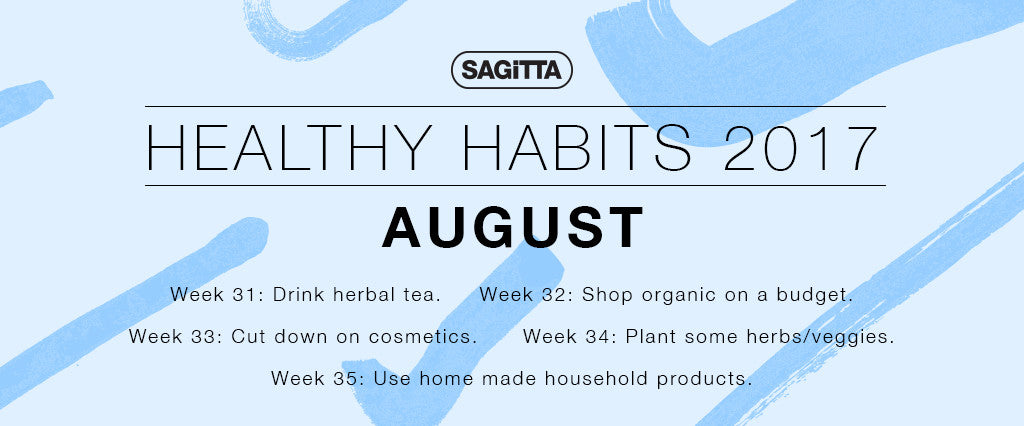 Healthy Habits 2017 | August