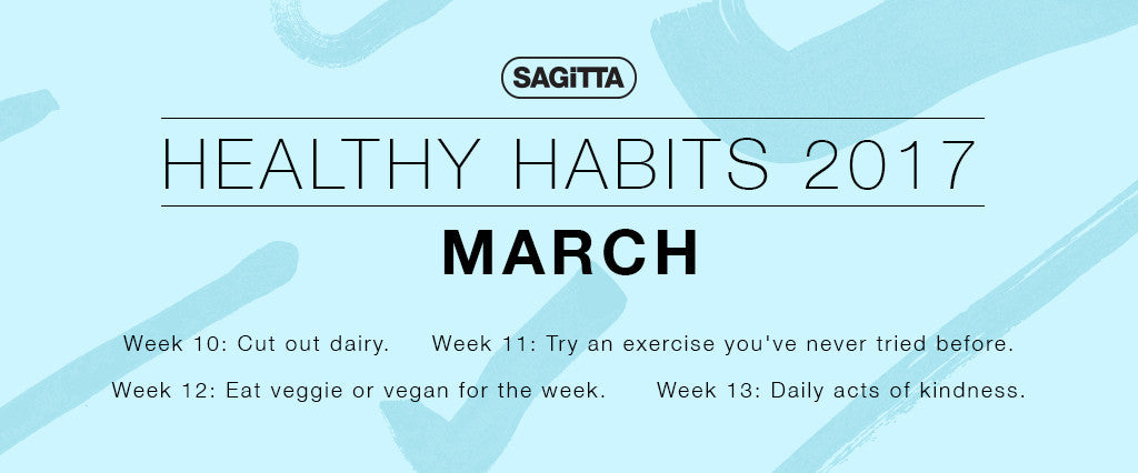 Healthy Habits 2017 | March