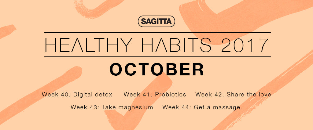 Healthy Habits 2017 | October
