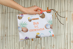Cocktails and Coconuts multipurpose bag