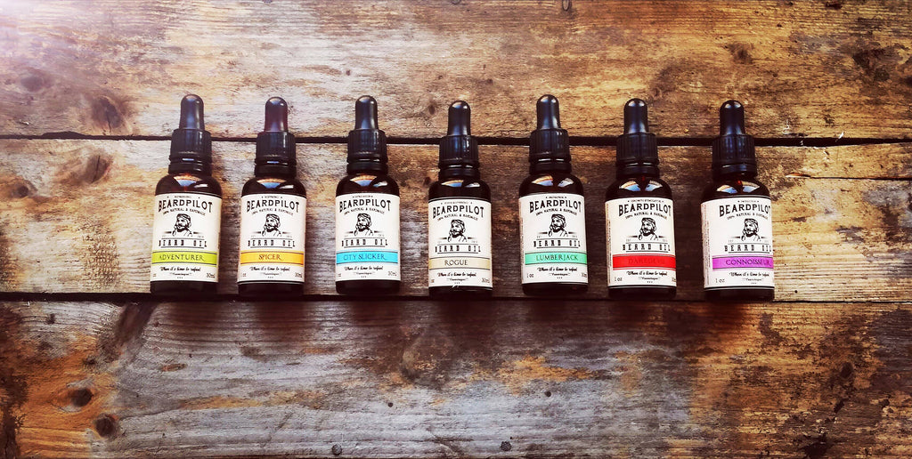 An Introduction to Beard Oil