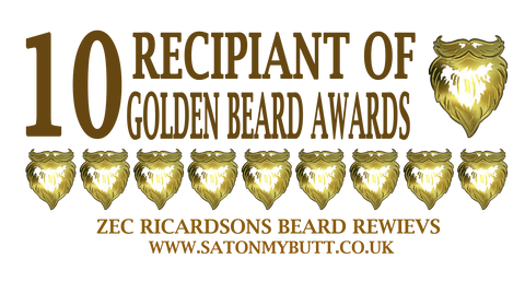 Award winning beard products