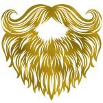 Lumberjack Moustache Wax Award