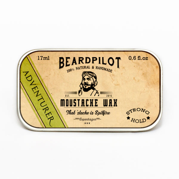 Adventurer Moustache Wax