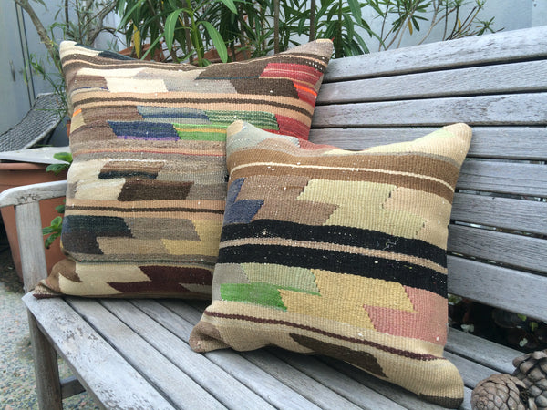Kilim Pillow Set