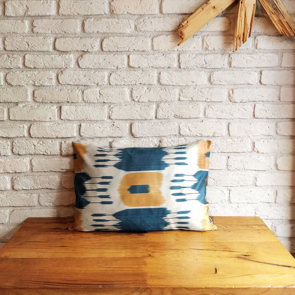 Ikat Pillow / Set of 2