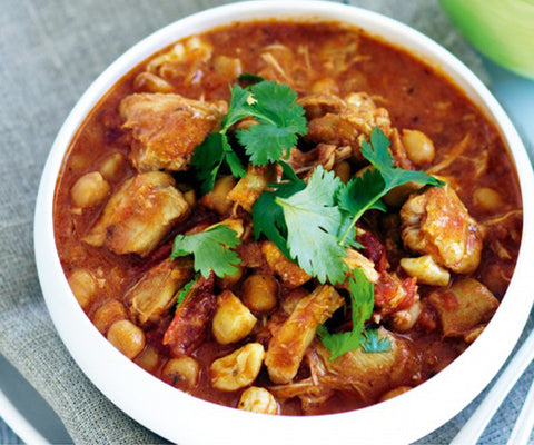 Chicken and Chickpea Curry Spice Blend