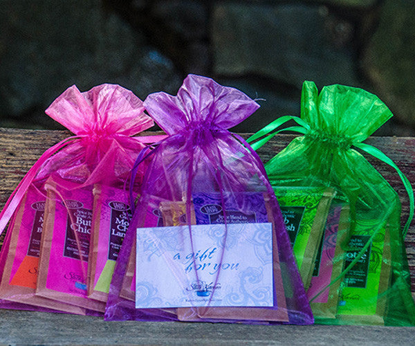 Gift Bag (Spice Packets to be Ordered Separately)