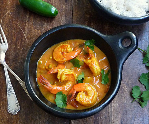 Shrimp Curry Spice Blend