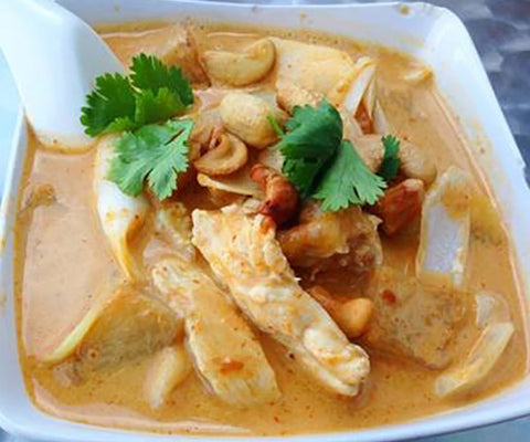 Thai Massaman Chicken or Beef Curry Blend