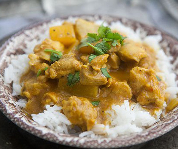 Mango Chicken Curry Spice Blend