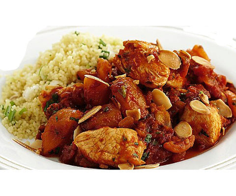 Moroccan Chicken or Lamb Curry Spice Blend