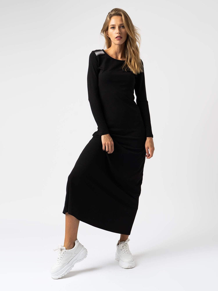 Dress Runway Maxi Dress Black