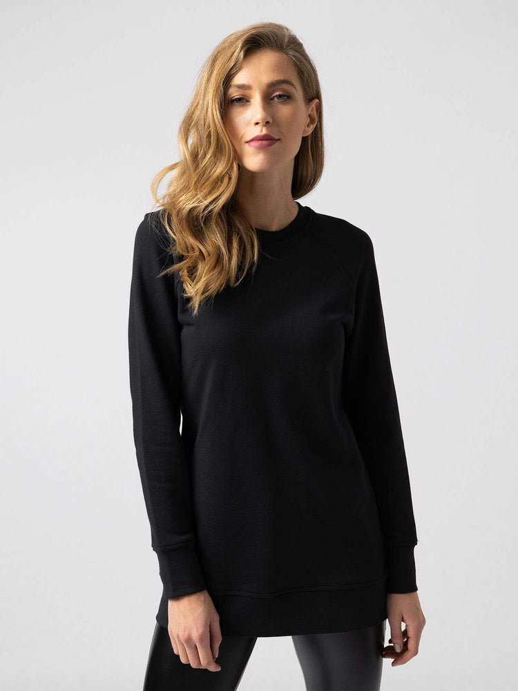 Sweater Cotton Sweater Black