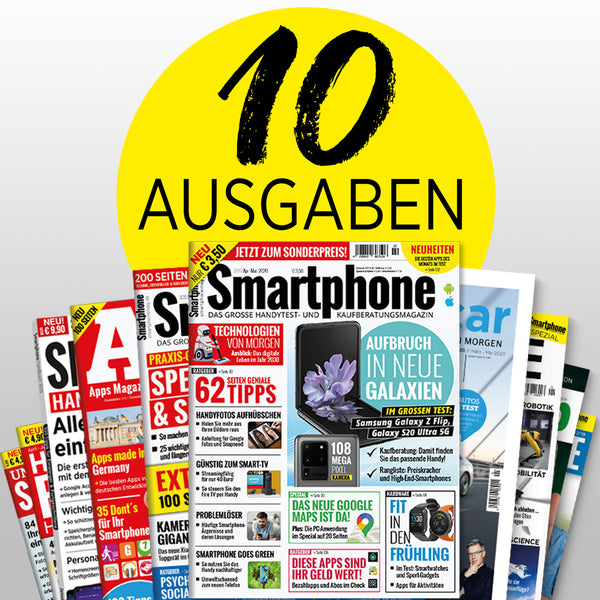 Aktion: Spezial Corona-Magazin-Package ePaper [digital]