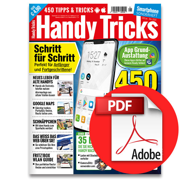 Handy Tricks (1/20 Januar-März 2020) [digital]