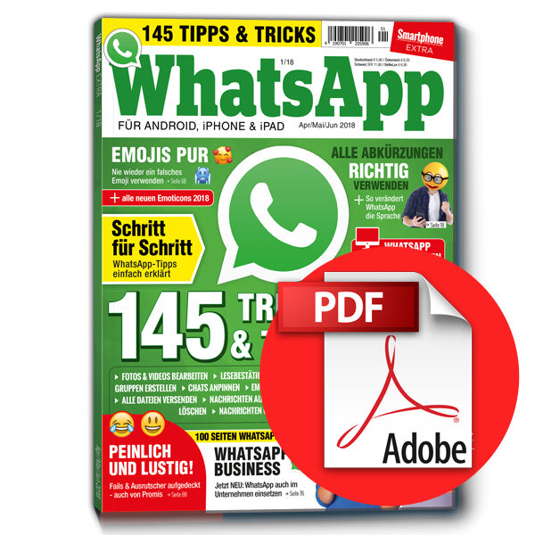 WhatsApp Magazin Nr. 6 [digital]