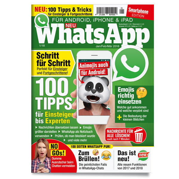 WhatsApp Magazin Nr. 5 [print]