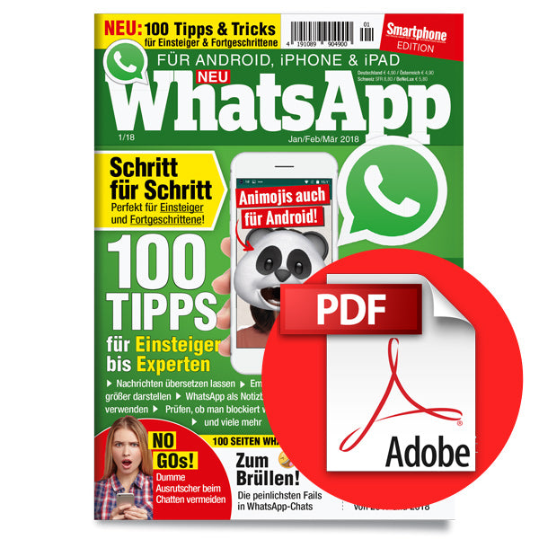 WhatsApp Magazin Nr. 5 [digital]