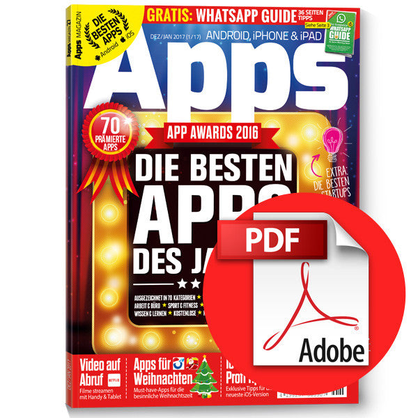 Apps Magazin Nr. 27 [digital]