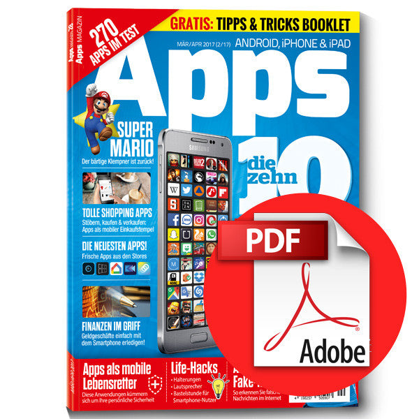 Apps Magazin Nr. 28 [digital]